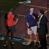 Peter Nicol beat Jonathon Power in the consolation match