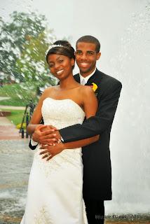Model mayham wedding