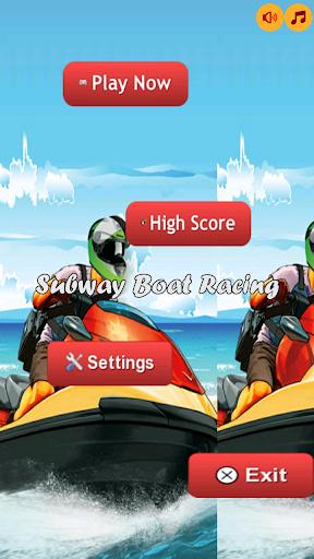Subway Boat Racing