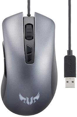 Asus TUF Gaming M3 Optical USB RGB Gaming Mouse