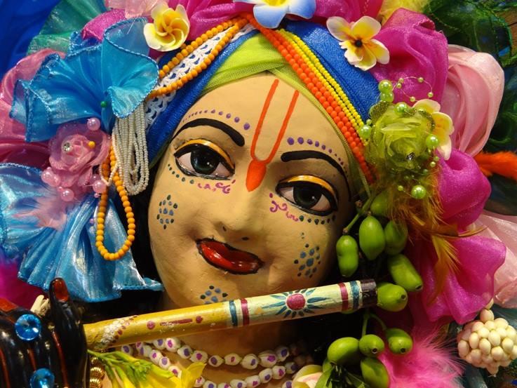 ISKCON Nigdi Deity Darshan 29 May 2016 (6)