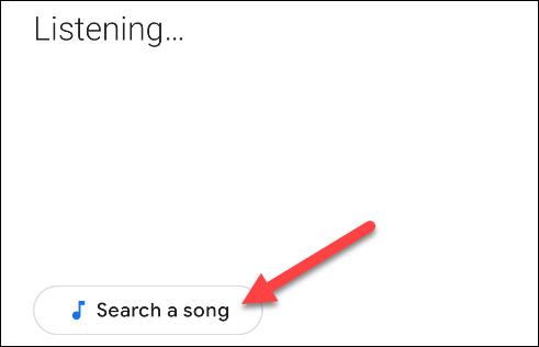 Listening di Google Assistant