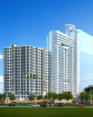 Seville Residences at Circulo Verde, Condominium in Pasig