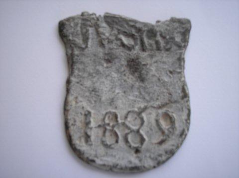 Naam: J. VonkPlaats: EnkhuizenJaartal: 1889
