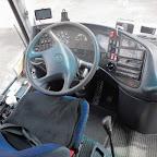 Het dashboard van de Mercedes Tourismo (pl)
