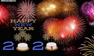 2021 happy new year photo