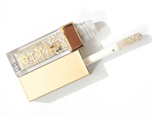DiamondDustMagnificentMetalsGlitter&GlowLiquidEyeShadowStila