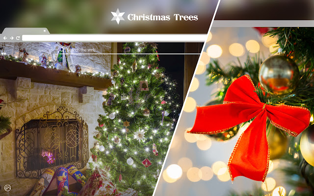 Christmas Trees & Decorations HD Wallpapers