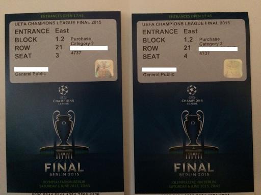 Champions League Final de Hombres