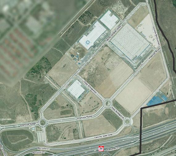Nuevas plataformas logísticas en el Polígono de Casablanca en Torrejón de Ardoz