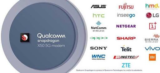 Qualcomm คาดว่าในปีนี้!!! จะมีอุปกรณ์ที่ใช้ 5G มากถึง 30รุ่น