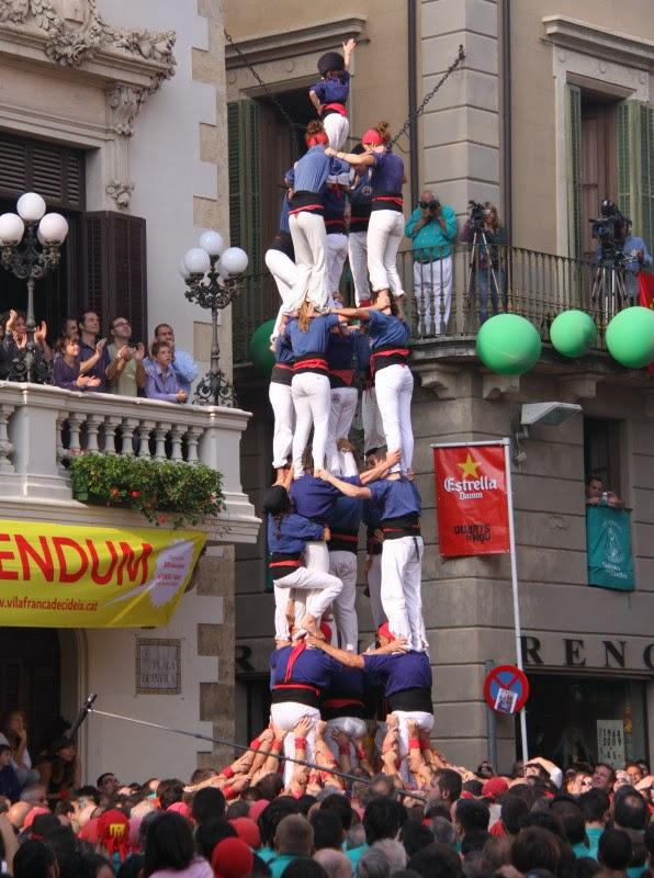 Actuació a Vilafranca 1-11-2009 - 20091101_265_4d8a_CdM_Vilafranca_Diada_Tots_Sants.JPG