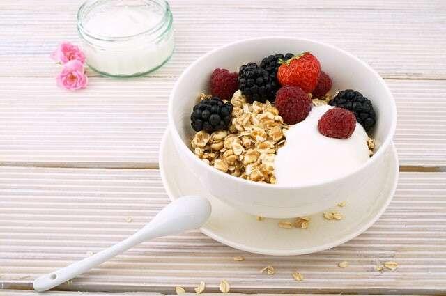 أغذية حرق الدهون الشوفان