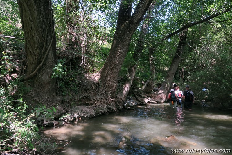 Circular río Genal