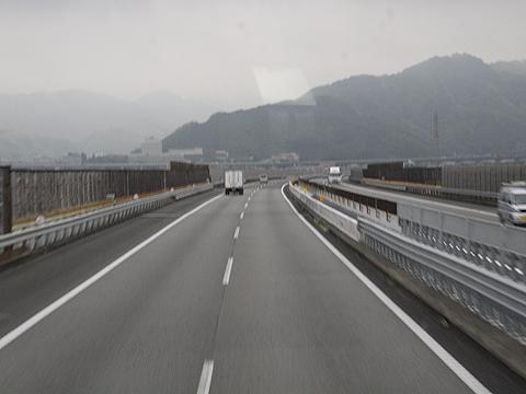 西日本鉄道「はかた号」 0002 車窓 その1