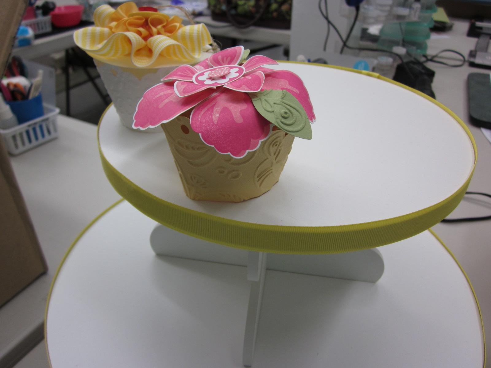 Check out my new cupcake stand