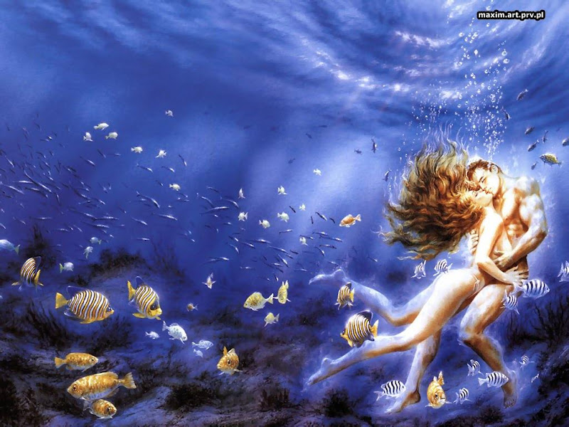 Love Under Water, Undines