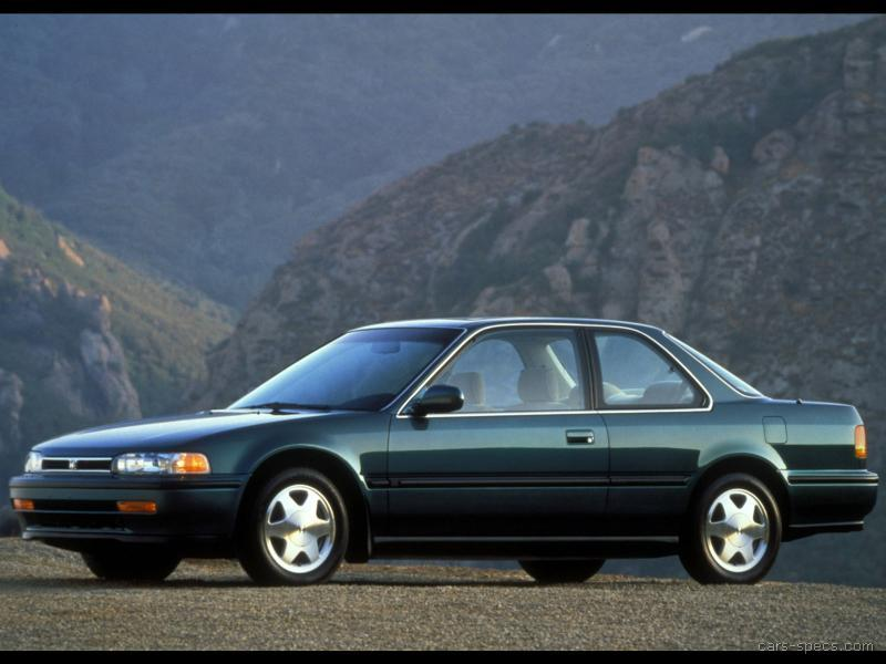 1993 honda accord coupe specifications pictures prices for Honda accord base model