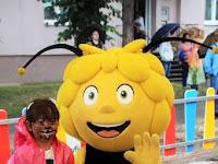 14 Maja, a méhecske is jelen volt.JPG