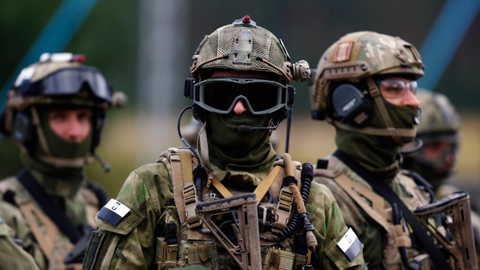 NATO pre-positions forces in Eastern Europe to resist Russian aggression