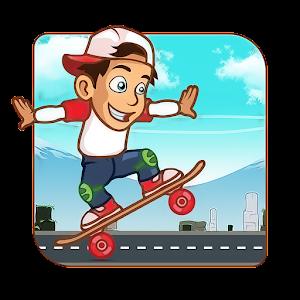 Skater boy Crazy game