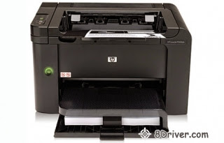 download driver HP LaserJet Professional P1560