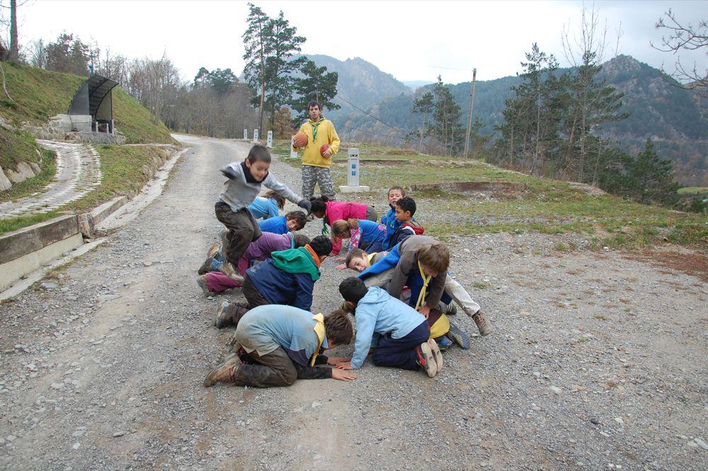 Sortida Castors i Llops a la Roca del Secut 2010 - DSC_0786.JPG