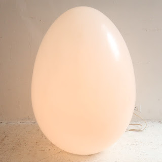 Glex Large Egg Lamp