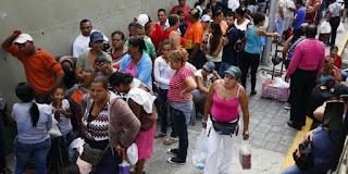 Pénurie alimentaire et travail forcé: le Venezuela au régime socialiste