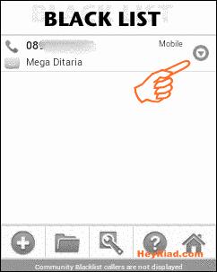 Blok nomor panggilan masuk dan pesan sms di hp Android mungkin sanggup menjadi salah satu pi Cara Memblokir Nomor Telepon dan SMS di Android