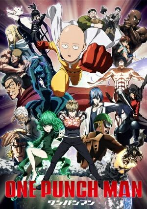 One Punch Man- One Punch Man