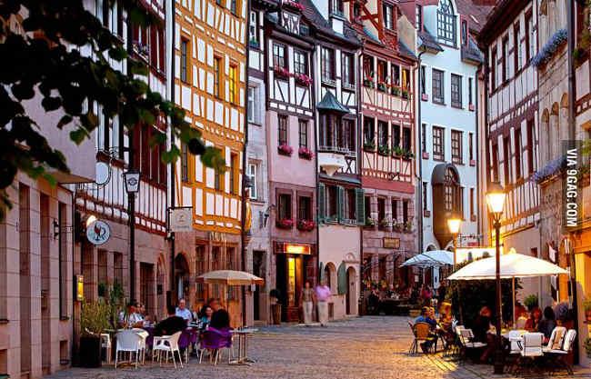 pueblo con encanto de la Selva Negra alemana Sasbachwalden