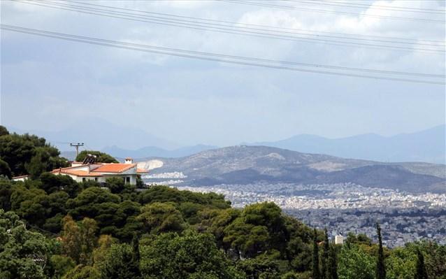 Δήμος Πεντέλης: Σχέδια για δημιουργία άλσους 7 στρεμμάτων
