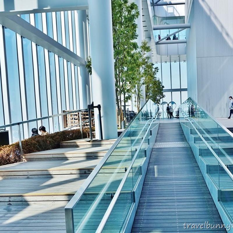 [JAPAN] Osaka - Harukas 300 Observatory Deck