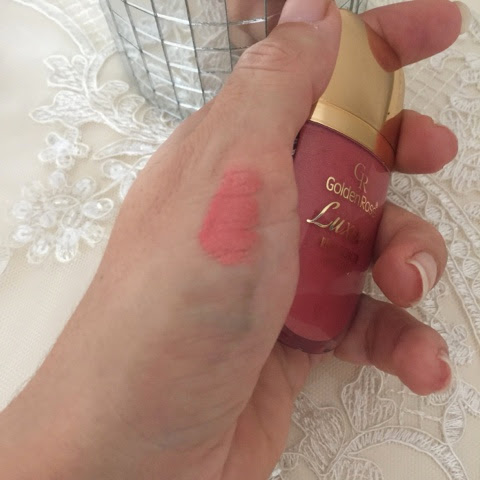 Golden Rose  Luxury Rich Color Lipgloss 003
