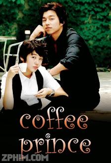 Tiệm Cà Phê Hoàng Tử - The 1st Shop of Coffee Prince (2007) Poster