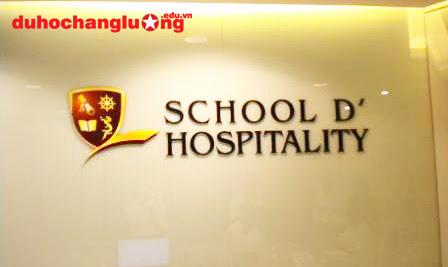 Du học Singapore chương trình Quản trị du lịch khách sạn của Học viện D'Hospitality(SDH)