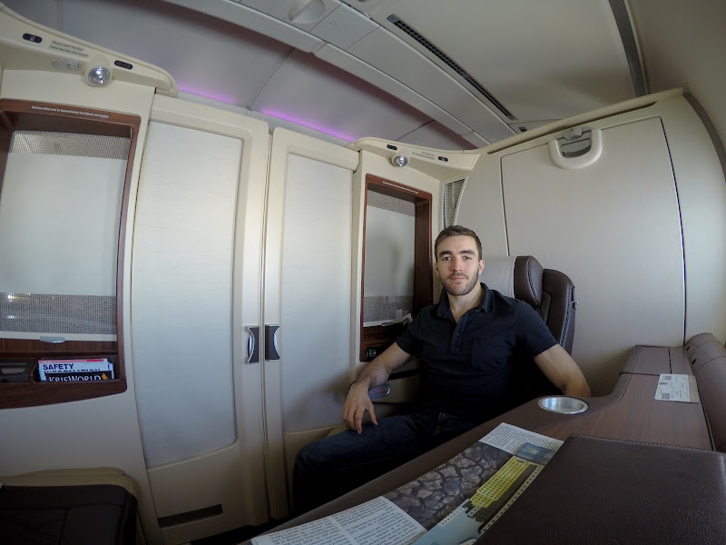 SIN%252520PVG 57 - REVIEW - Singapore Airlines : Suites - Singapore to Shanghai (A380)
