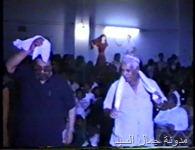 الأمير محسن والنصري يرقصان