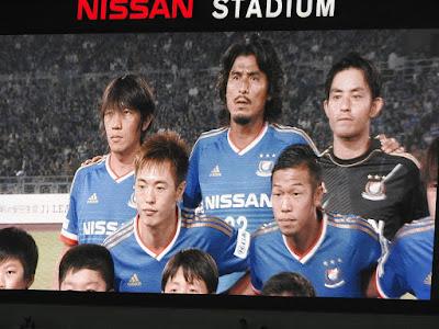 横浜F・マリノス vs FC東京中村俊輔、中澤佑二、飯倉大樹