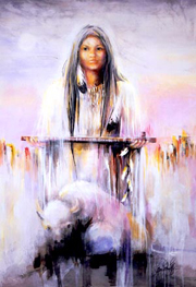 White Buffalo Woman, Gods And Goddesses 2