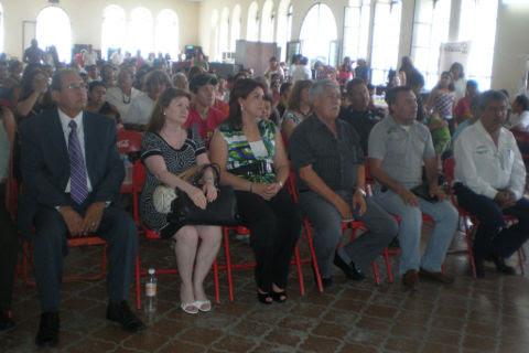 Exposición de trabajos de la Misión Cultural No. 8 de Sabinas Hidalgo, N.L.