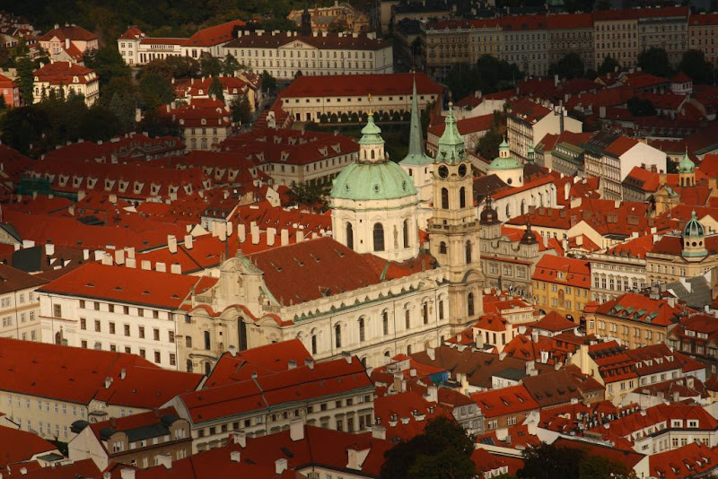 Prague Czech Republic city-break old town architecture
