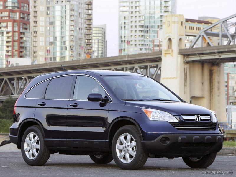 2009 honda cr v suv specifications pictures prices. Black Bedroom Furniture Sets. Home Design Ideas