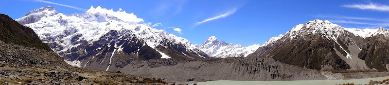 Mt Cook Panorama