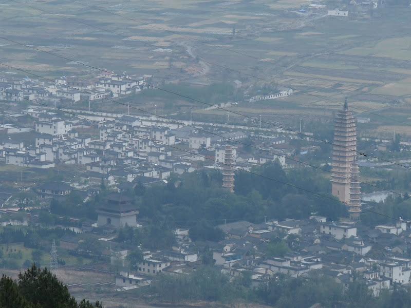 Chine .Yunnan. Dali ,petite randonnée au temple de Zhong he 3 - P1170632.JPG