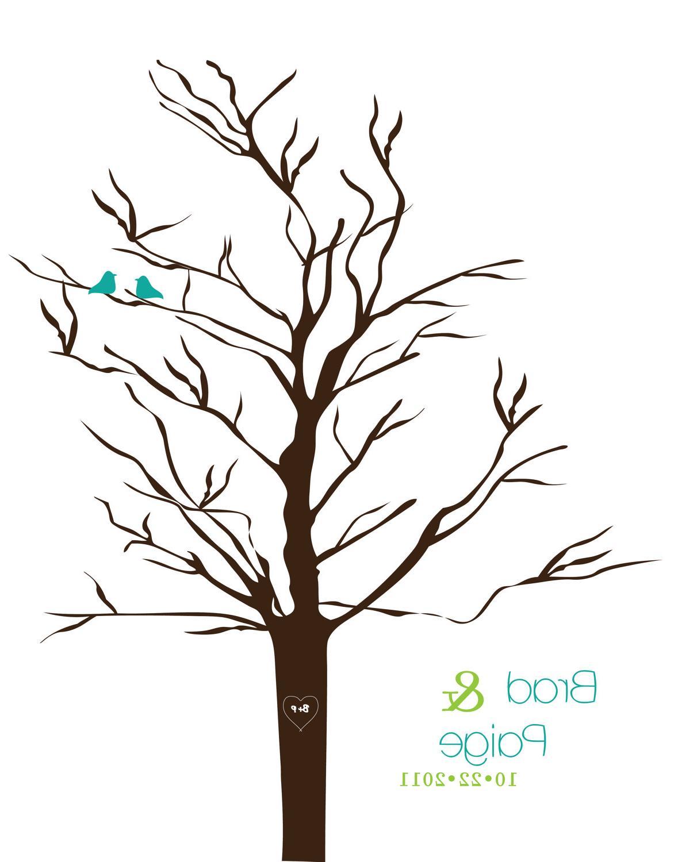 eduardas blog custom fingerprint wedding tree guest book