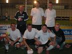 Hintere Reihe (v.l): Martin, Thomas, Ulli - Vordere Reihe (v.l.): Nico, Andreas, Ben, Michael