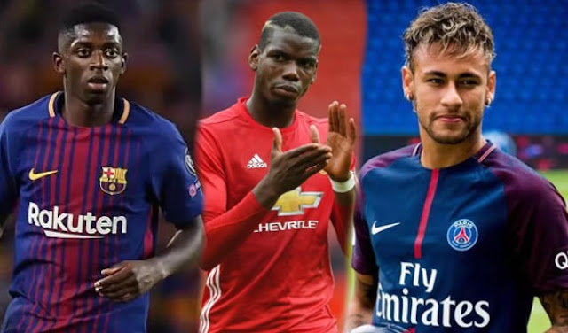 Top 10 Latest World Transfer