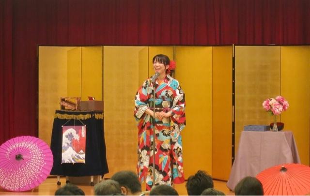 日本古典マジック|女性マジシャン・アリス(有栖川 萌)|☆マジックショー・イリュージョン・和妻の出張・出演依頼受付中☆